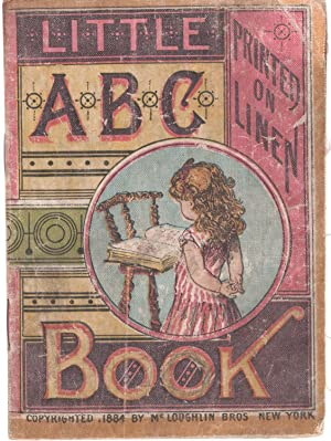 Little ABC Book. Printed on Linen: Unknown