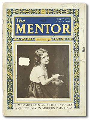 The Mentor. Volume 11, Number 11. Serial No. 250. December 1923