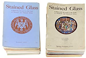 Stained Glass: A Quarterly Journal Devoted to the Craft of Painted and Stained Glass