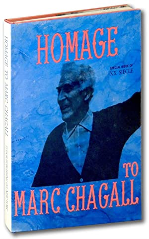 Homage to Marc Chagall. Special Issue of: Marc Chagall] G.