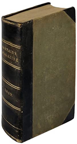 Sartain's Union Magazine of Literature and Art. Volume IV (4) January - June, 1849 and Volume V (...