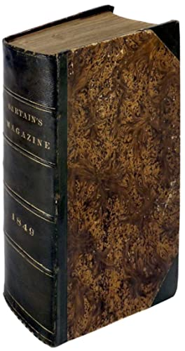 Sartain's Union Magazine of Literature and Art. Volume IV (4) January to June, 1849 and Volume V ...