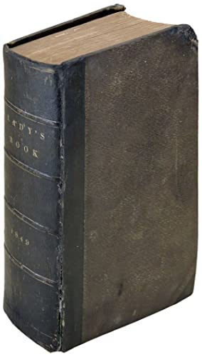 Godey's Magazine and Lady's Book. Volume XXXVIII (38) January to June 1849 and Volume XXXIX (39) ...