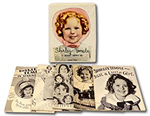 Shirley Temple: 5 Books About Me