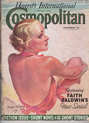 Hearst's International Combined with Cosmopolitan. September 1935. No. 591
