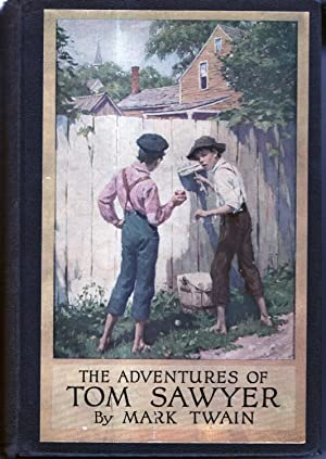 The Adventures of Tom Sawyer: Twain, Mark; Worth