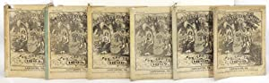 Agricultural Almanac for the Year of Our Lord 1894 - 1899 (Collection of 6 Almanacs)