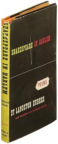 Shakespeare in Harlem: Hughes, Langston; E.