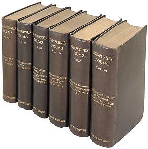 The Poems of Algernon Charles Swinburne. 6: Swinburne, Algernon Charles