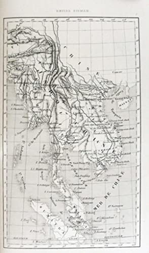 L'Univers Pittoresque. Histoire et Description De Tous Les Peuples. Japon, Indo-Chine, Empire ...