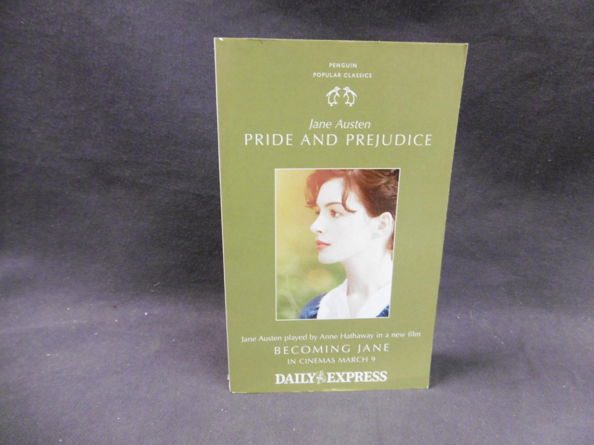 pride and prejudice by jane austen abebooks