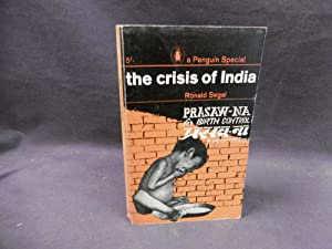 The Crisis of India: Ronald Segal