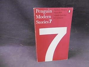 Penguin Modern Stories: No. 7: Anthony Burgess; Susan