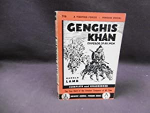 Genghis Khan Emperor of All Men -: Harold Lamb