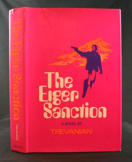 The Eiger Sanction Trevanian Hardcover