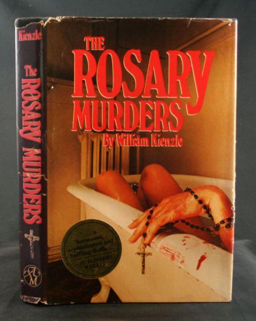 The Rosary Murders Kienzle, William X. Hardcover