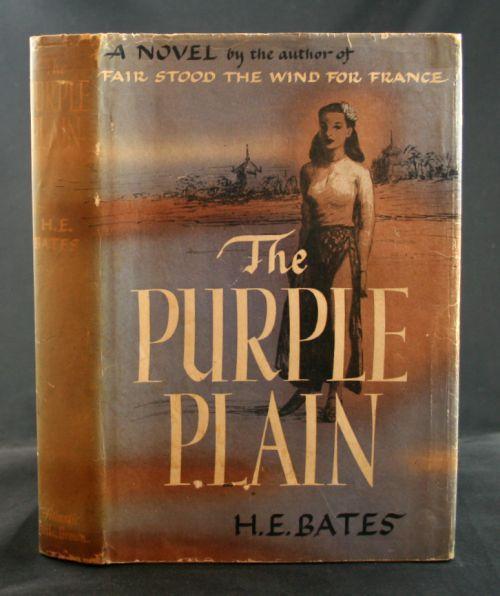 The Purple Plain Bates, H.E.