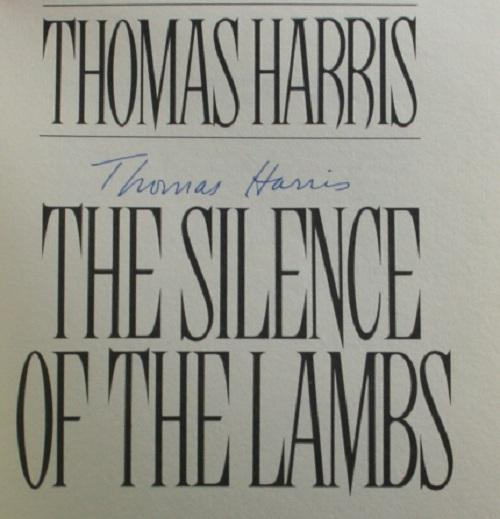an analysis of the novel of silence of the lambs by thomas harris The silence of the lambs, by thomas harris, is even better than the successful movie like his earlier red dragon, the book takes us inside the world of free shipping over $10.
