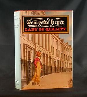 Lady of Quality: Heyer, Georgette