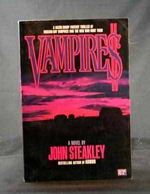 Vampire$: Steakley, John