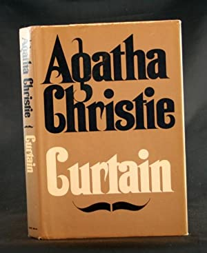 Curtain By Agatha Christie First Edition Abebooks