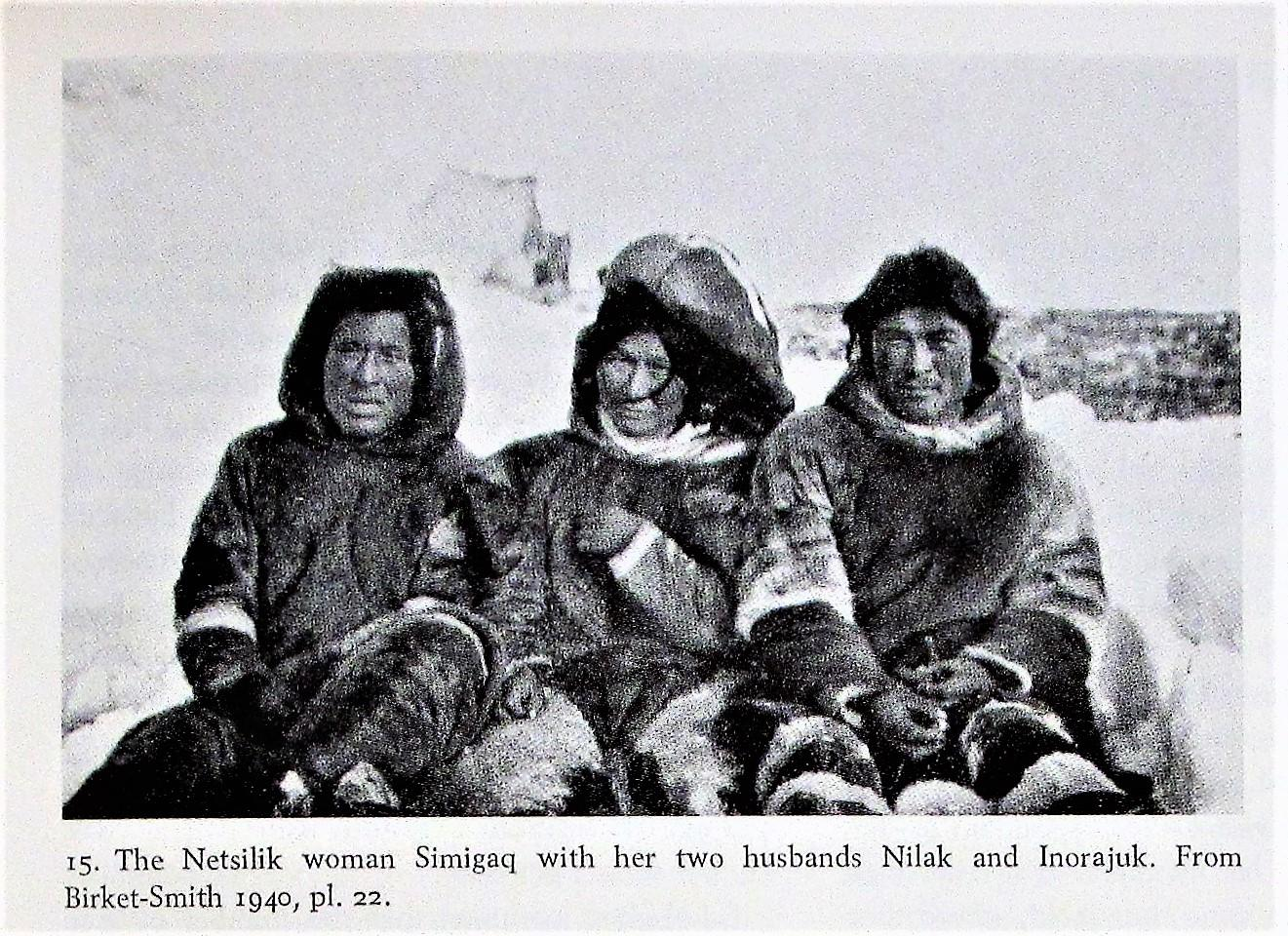 Eskimo marriage