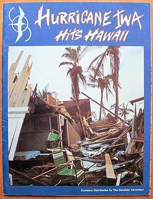 Hurricane Iwa Hits Hawaii