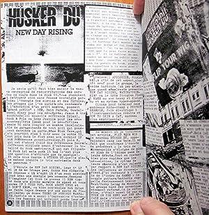 Acide Sedatif. Punk Rock Fanzine.: Nick Cave, Choas in Europe, Fata. Impact, Nocturnal Emmissions ...