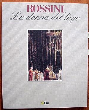 Rossini. La Donna Del Lago: Zedda, Alberto Et