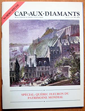 Cap-Aux-Diamants Vol. 2 No. 2 1986 Special:
