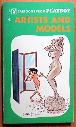 Artists and Models. Cartoons From Playboy