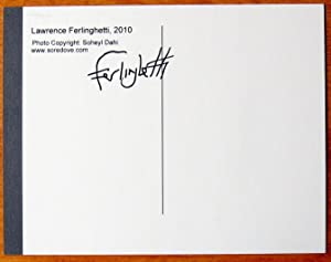 Signed Card.: Signed By Lawrence