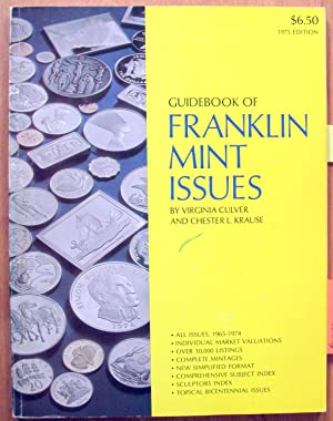Guidebook of Franklin Mint Issues.: Virginia Culver and