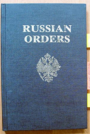 Russian Orders, Decorations and Medals Including a: Christian Hurley