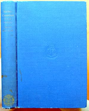 Serbo-Croatian Folk Songs. Texts and Transcriptions of: Bartok, Bela And