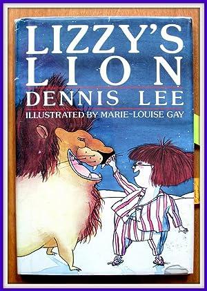 Lizzy's Lion: Lee, Dennis. Signed