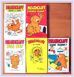 Lot of of Five Heathcliffe Titles. Includes: Gately, Geo.