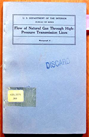 Flow of Natural Gas Through High Pressure: Johnson, T.W. And