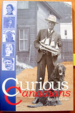 Curious Canadians: Liss, Nancy And Ted Liss (Oak Island Mystery Interest)