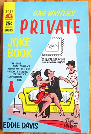 Gag Writer's Private Joke Book