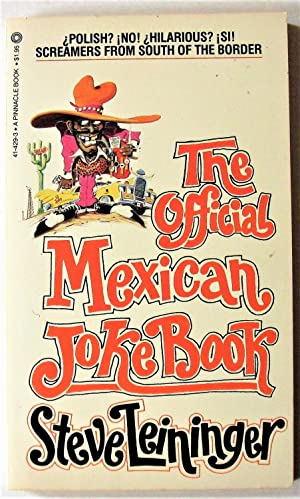 The Official Mexican Joke Book