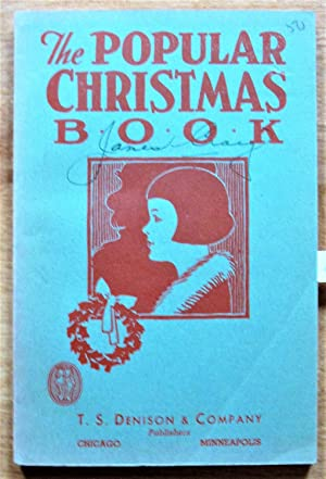 The Popular Christmas Book. Recitations, Readings, Monologues,: Casey, Beatrice Marie