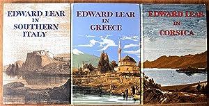 The Journal of a Landscape Painter : Lear, Edward