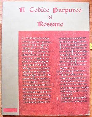 Il Codice Purpureo Di Rossano: Santoro, Ciro