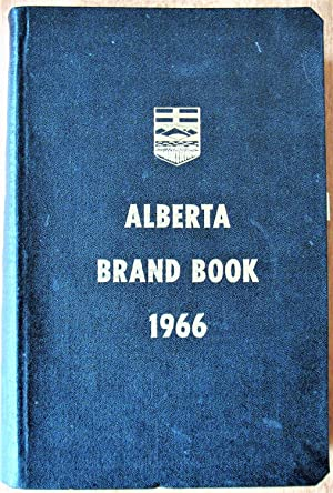 LIVESTOCK BRAND BOOK OF THE PROVINCE OF