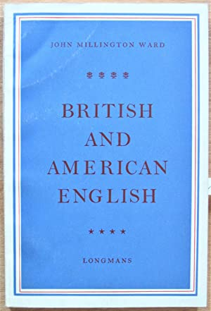British and American English: Short Stories and Other Writings