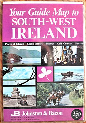 Your Guide Map to South-West Ireland