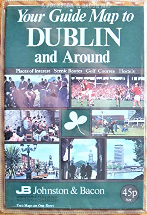 Your Guide Map to Dublin and Around