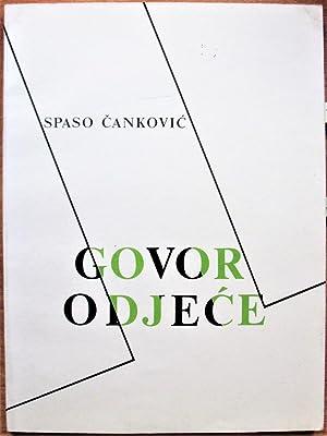 Govor Odjece: Cankovic, Saso