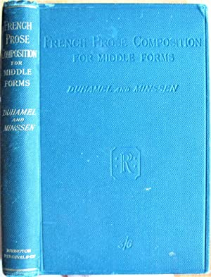 French Prose Composition for Middle Forms